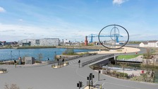 Work begins on £10 million Middlehaven Dock Bridge