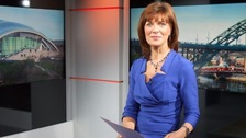 Border presenter Pam Royle is raising awareness of skin cancer after her scare with the disease