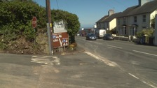 Three people have died in a car crash on the Isle of Man