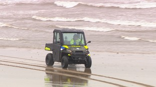 Police launch new vehicle to respond to emergency incidents at Norfolk beach