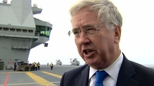 Fallon: UK 'equipped' to deal with terror threats abroad