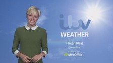 Wales weather: Mostly warm and dry today