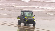 New Norfolk beach police vehicle launched for emergency incidents