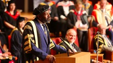 Sir Lenny gives first graduation address as Chancellor