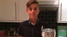 Funeral for teen who died after falling ill at rugby match