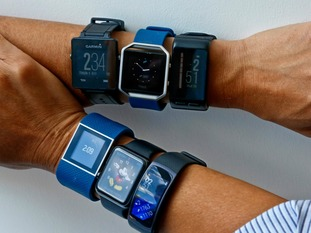 Fitness trackers were among items listed as a target for cyber criminals seeking personal data.