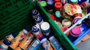 5 to 11 year-olds are more likely than other children to receive a foodbank's help.