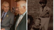 "The ""remarkable"" friendship of WW2 evacuees, Harry and Barry"