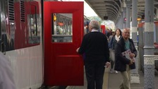 The RMT union fears Greater Anglia will get rid of guards on trains.