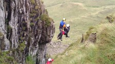 Mountain Rescue undertake five call outs in 24 hours