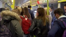 "Rail passengers ""more satisfied"" with journeys, according to survey"