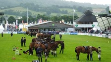 Royal Welsh Show 2017: The latest from the showground