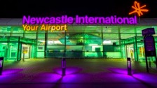 Newcastle International Airport has been ranked number one