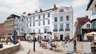 Plans for Royal Clarence Hotel restoration revealed