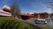 Southport and Ormskirk Hospital NHS Trust where Jospeh Wilson worked as a healthcare worker.