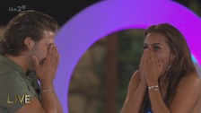 Welsh dancer and boyfriend crowned winners of Love Island
