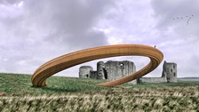 Flint Castle iron ring sculpture plans slammed as 'insensitive'