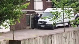 'Man with gun' locks himself in house with woman in Oldham