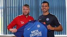 McCann said he is delighted to get Steven on board