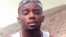 Carl Campbell was shot dead in a drive-by shooting
