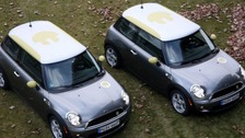 Electric Mini to be built at Oxfordshire plant