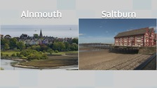 Two North East places named 'best to live by sea'
