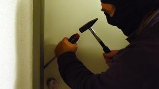 40% of burglaries in Cumbria don't require thieves breaking in