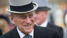 Prince Philip's final public engagement announced