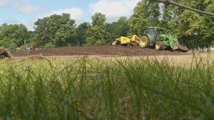 Cumbria cricket club restored 20 months after Storm Desmond