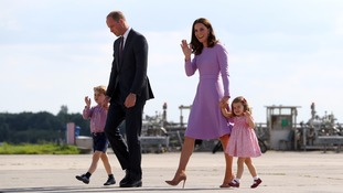 The Cambridges will be relocating from Norfolk to Kensington.