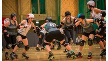 Teesside team qualifies for international roller derby