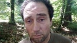 Franz Wrousis, 51, is a suspect in the Swiss chainsaw attack.
