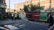 Police called to suspected acid attack in Bethnal Green
