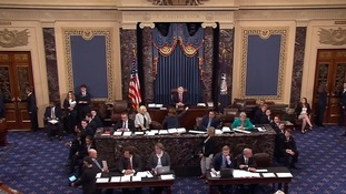 Senate narrowly votes to discuss repealing Obamacare
