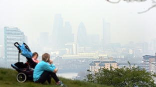The government said poor air quality is the biggest environmental risk to public health in the UK.
