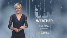Wales weather: Wet and Breezy today