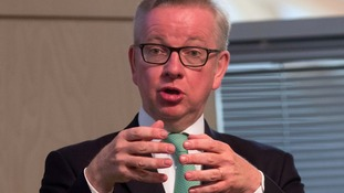Michael Gove has reportedly listed more tham 80 A-roads and motorways that need to be dealt with.