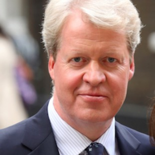 Earl Spencer, whose family home is Althorp House in Northamptonshire.