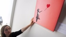 Banksy beats Turner and Constable in artwork poll