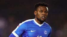 Shaquile Coulthirst has left Peterborough United.