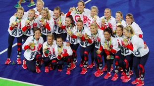 Kerry and his Team GB women's team won gold at the 2016 Olympics.