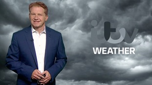 Wednesday afternoon's weather for the west of the region