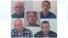 Over 40 years behind bars for 50K Barnsley drug gang