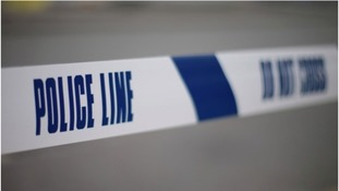 A driver and passenger have been robbed at knife-point while sitting in a stationary vehicle in Stockton.