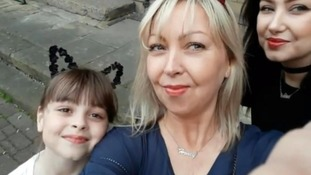 Saffie Roussos died as she left the concert with her mother and sister.