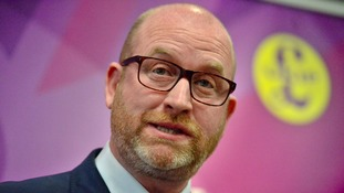 Paul Nuttall stepped down as leader after the party's disappointing performance in the general election.