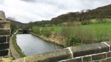 The scheme will provide additional protection to properties in Mytholmroyd
