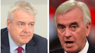 Carwyn Jones and John McDonnell