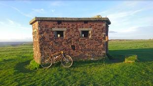 WW2 Hut
