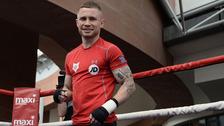 Gutiérrez fight 'most important of my career' - Frampton
